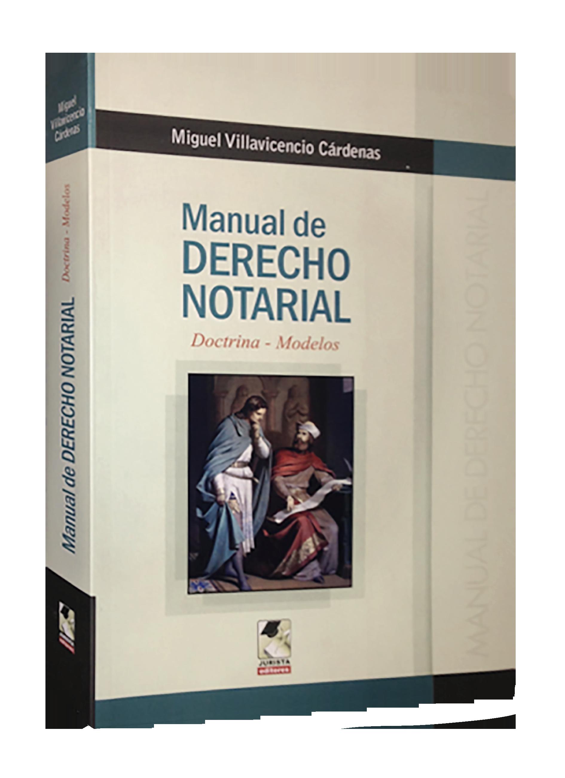 Manual De Derecho Notarial