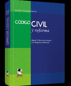 Código Civil y Reforma