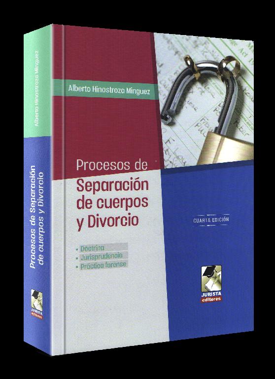Procesos de Separación de Cuerpos y Divorcio